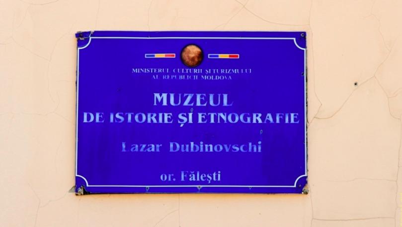 Muzeul de Istorie şi Etnografie din Fălești, renovat de UE