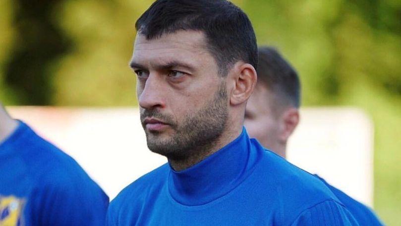 Fotbalistul moldovean Alexandru Gațcan și-a încheiat cariera