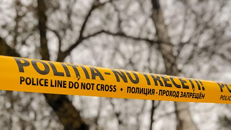 Un bărbat a sărit în gol la Spitalul Arhanghel Mihail din Capitală