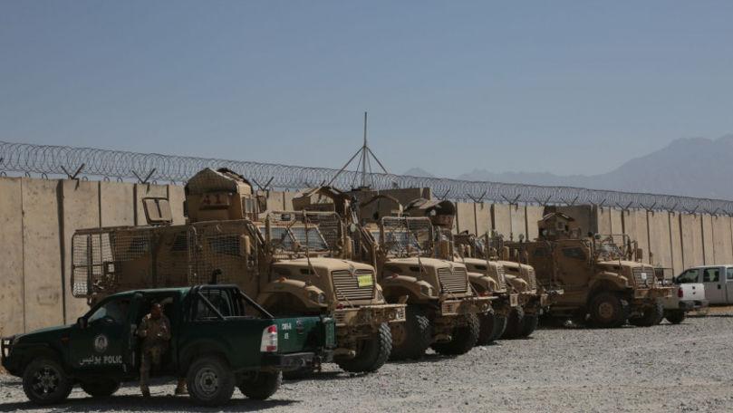 SUA susțin că afganii au mijloace pentru a-și apăra țara de talibani