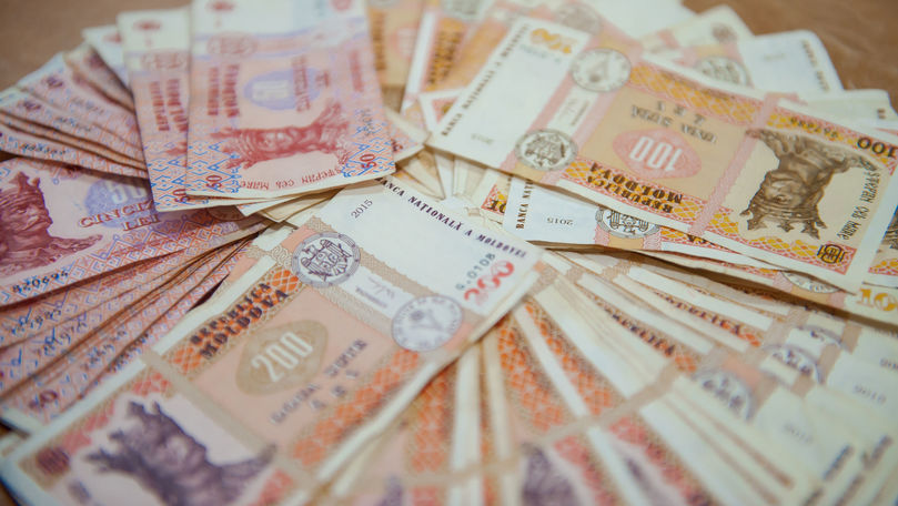 CNAS: Veniturile bugetului asigurărilor sociale au ajuns la 6,814 miliarde de lei