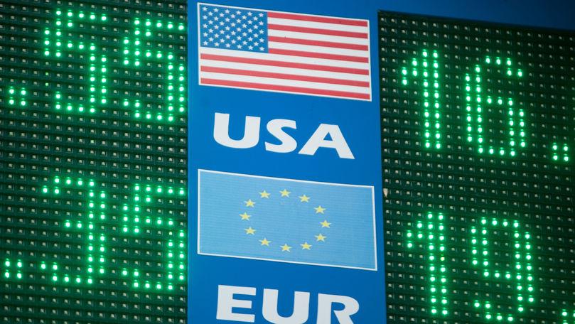 Curs valutar 21 aprilie 2021: Cât valorează un euro și un dolar