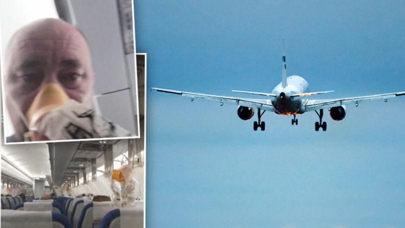 Aeronava Dublin-Chișinău s-a umplut cu fum în zbor: Pasagerii, îngroziți