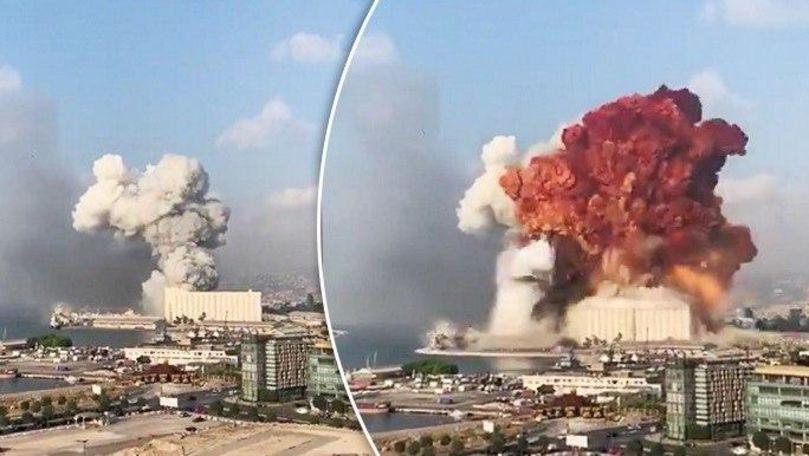 Explozie mortală la Beirut: Libanul a declarat zi de doliu național