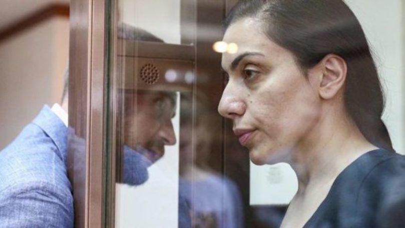 Karina Țurcan, moldoveanca acuzată de spionaj în Rusia, plasată în carantină