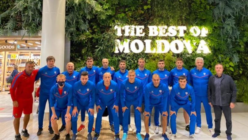 Moldova debutează la Campionatul European de fotbal pe plajă din Portugalia