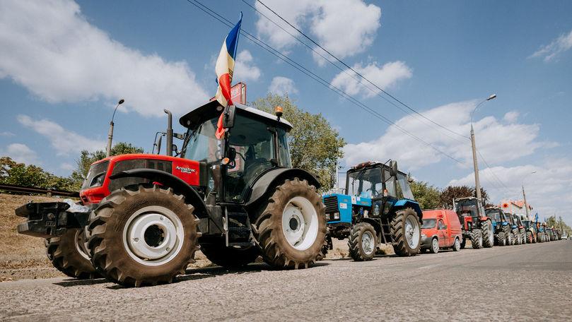 Scumpirea carburanților ar putea afecta agricultorii la primăvară
