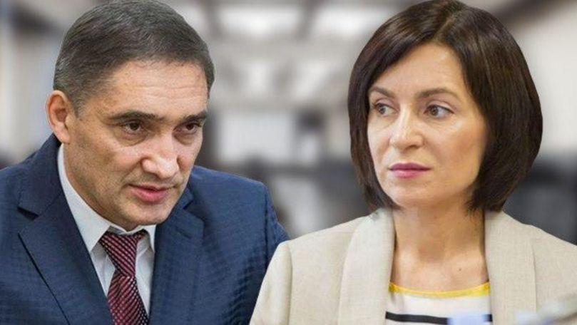 În ce caz Maia Sandu nu exclude înlăturarea procurorului general
