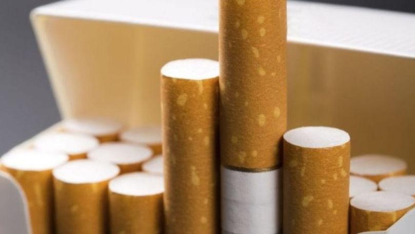 Şoferul reţinut la vamă cu 300.000 de țigări, în arest la domiciliu