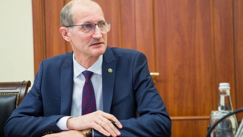 Funcția asigurată de PSRM pentru ex-ministrul Agriculturii Ion Perju