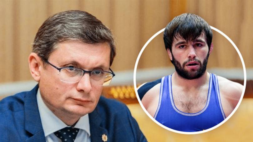 Igor Grosu, despre aurul lui Victor Ciobanu: Clipe de bucurie și mândrie