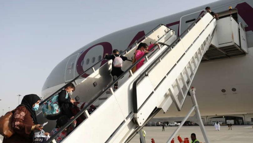 Nou zbor de evacuare din Afganistan, după plecarea trupelor americane