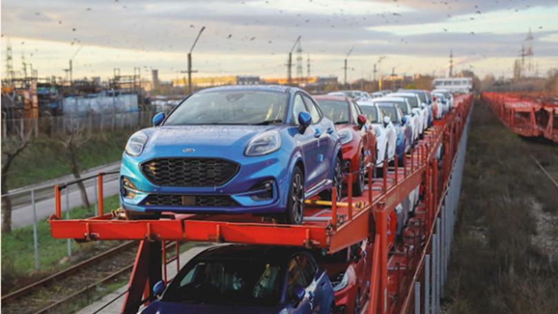 O maşină produsă în România a devenit una dintre cele mai vândute
