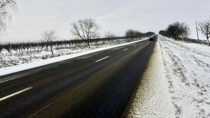 Starea drumurilor: Accesibilitatea, asigurată de 69 autospeciale