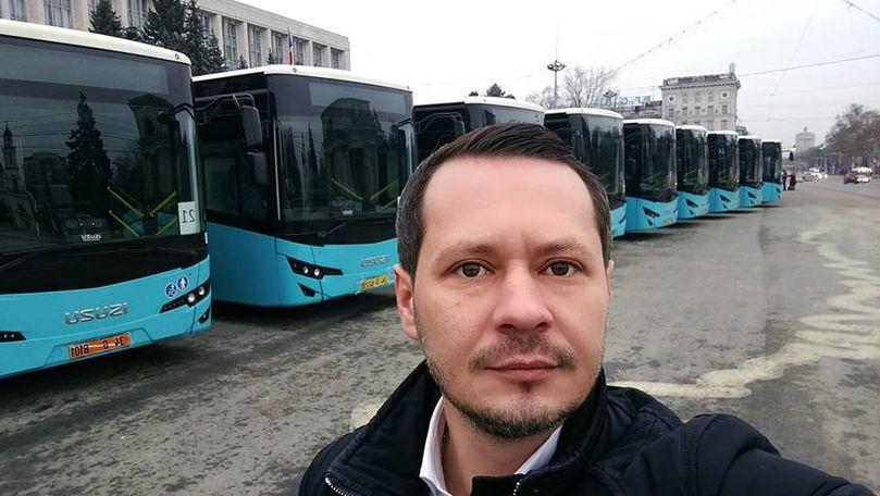 Scandalul autobuzelor Isuzu aduse de un offshore se îngroașă