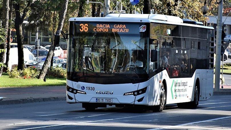 Un offshore va livra 31 de autobuze pentru Chișinău