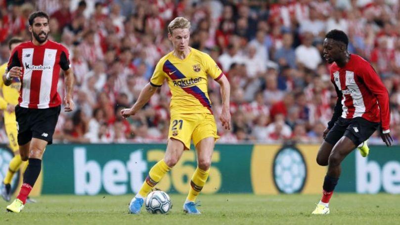 FC Barcelona a obținut a doua victorie consecutivă în La Liga
