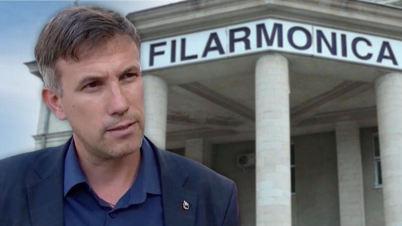 Filarmonica Națională la un an de la incendiu: Cum au evoluat lucrările