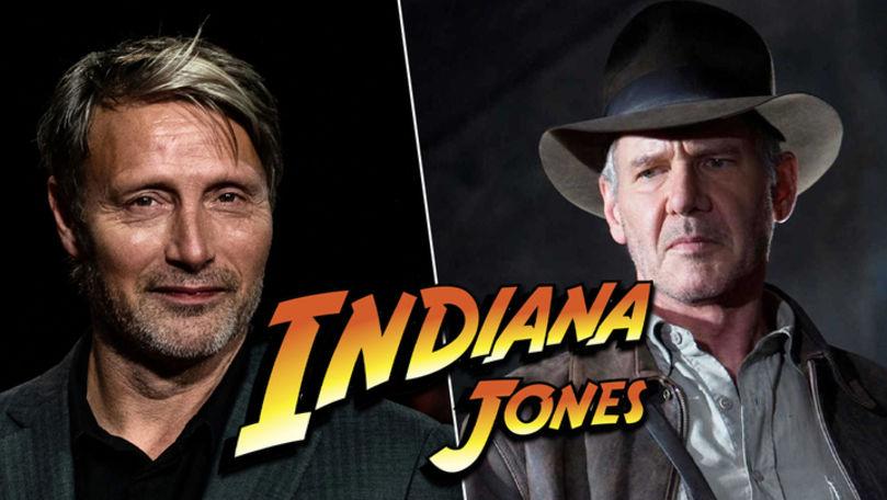 Mads Mikkelsen va juca în cel de-al cincilea film despre Indiana Jones
