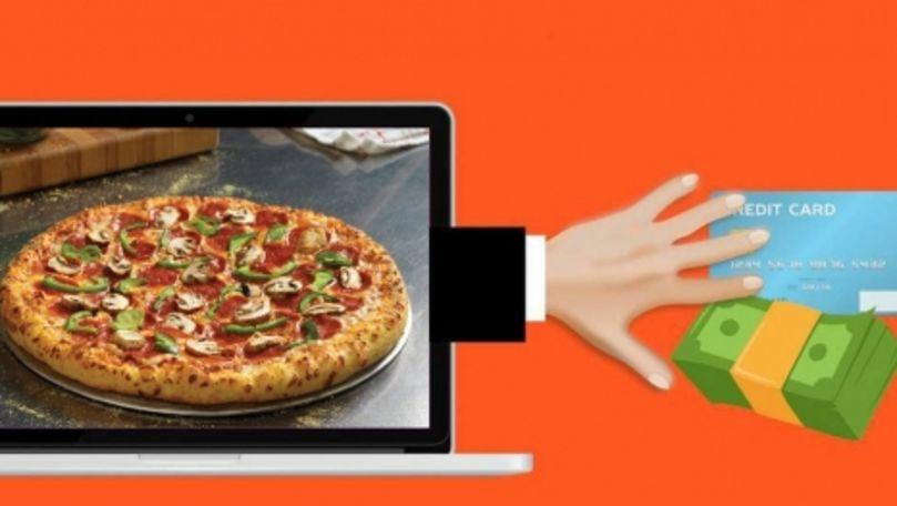 Un nou fenomen de fraudă: Cum pot fi amăgiți oamenii când comandă pizza
