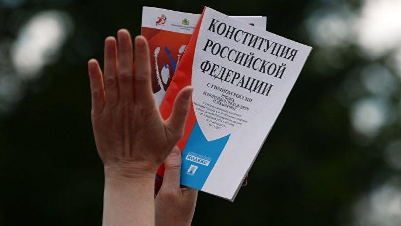 MAEIE recomandă Ambasadei Ruse să nu deschidă secţii de votare în Transnistria