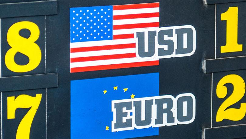 Curs valutar 17 iulie 2021: Cât valorează un euro și un dolar