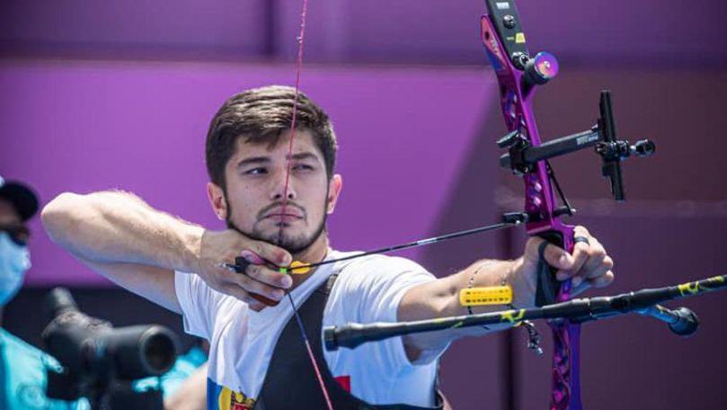 Dan Olaru, eliminat de la Jocurile Olimpice: Un imbold important