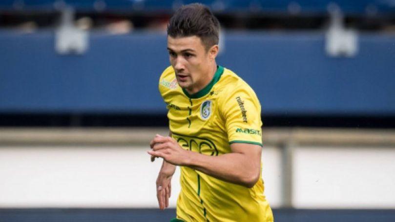 Vitalie Damașcan, fără obiective clare după revenirea în campionatul Olandei