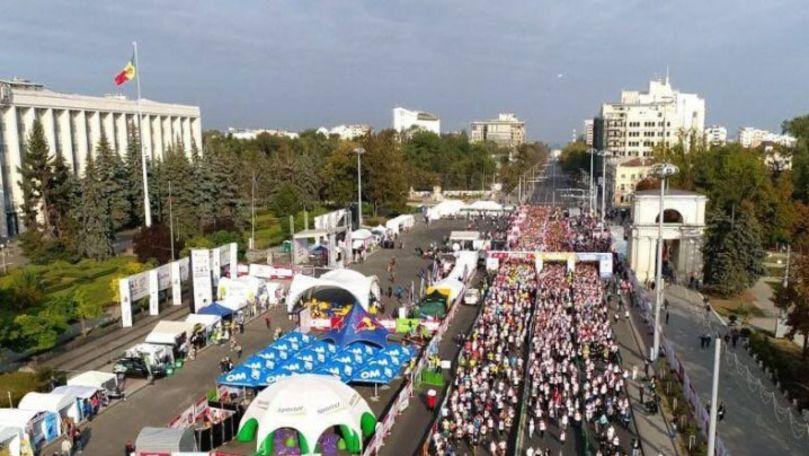 Maratonul Internațional Chișinău: Pregătirile, pe ultima sută de metri