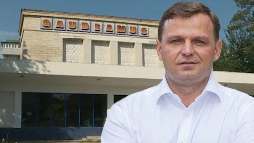 Primarul ales a mers în inspecție la cinematograful Gaudeamus