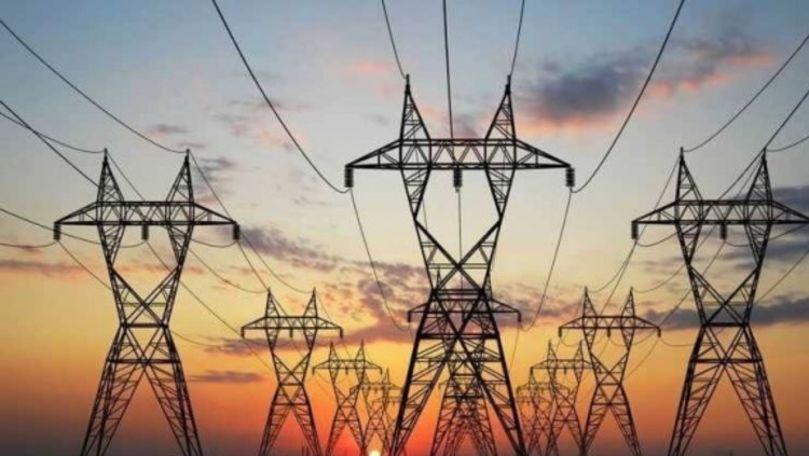 R. Moldova a majorat consumul de energie electrică cu aproape 5%