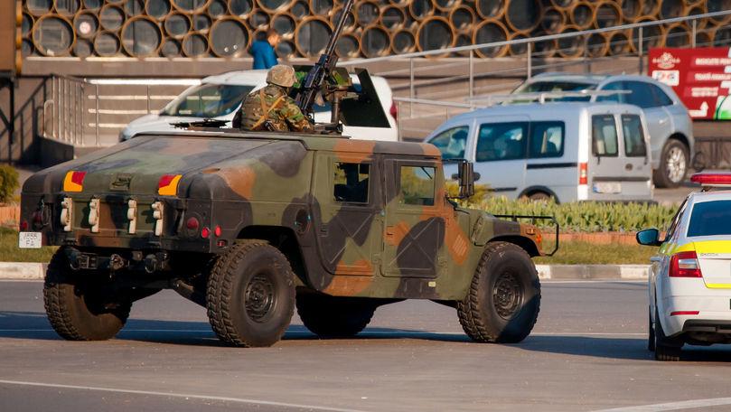 Tatiana Zatîc: Armata va supraveghea respectarea măsurilor de protecție