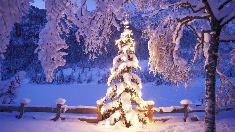 Cum va fi vremea de Crăciun pe stil nou. Când ne vom bucura de zăpadă