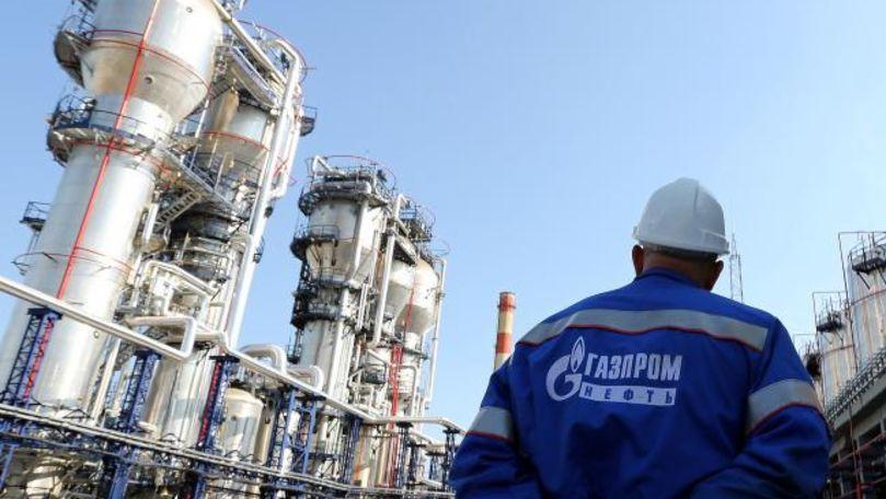 Gazprom vrea să pună capăt contractelor cu Ucraina la un tribunal de arbitraj