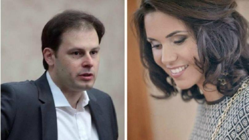 Chiril Lucinschi a cerut-o pe Natalia Morari în căsătorie: E deosebită