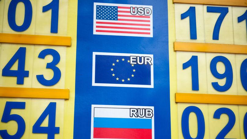 Curs valutar 3 mai 2021: Cât valorează un euro și un dolar