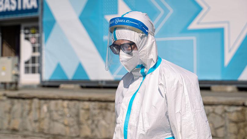Oficial: Noile infectări scad în Chișinău, dar se menține Codul Roșu