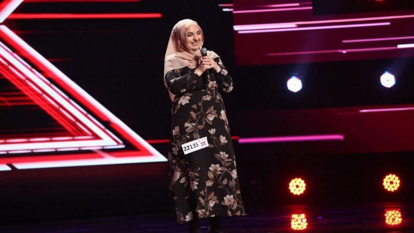 O moldoveancă a impresionat juriul de la X Factor: Piesa interpretată
