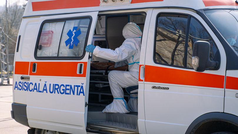 887 de cazuri active în Moldova: Câți pacienți sunt intubați