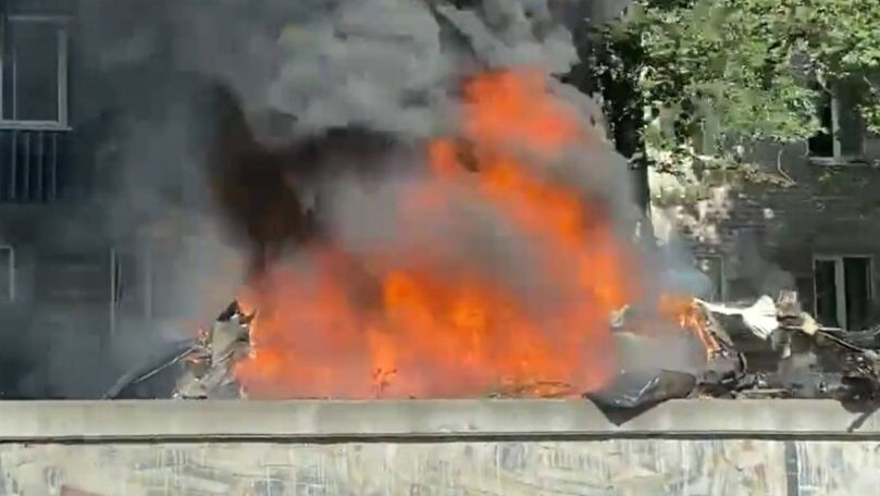 Posibil atac teorist în Ucraina: Două persoane au murit într-o explozie