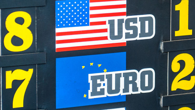 Curs valutar 7 iulie 2021: Cât valorează un euro și un dolar