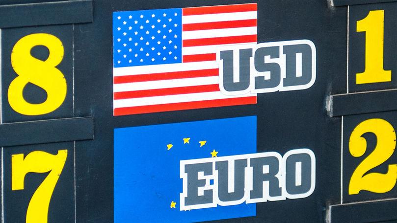 Curs valutar 22 septembrie 2021: Cât valorează un euro și un dolar