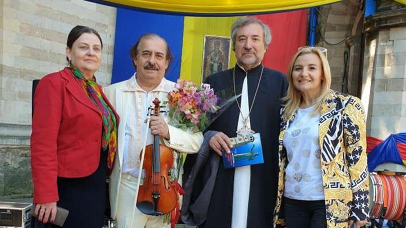 Maestrul Nicolae Botgros a fost decorat cu Ordinul Recunoştinţei