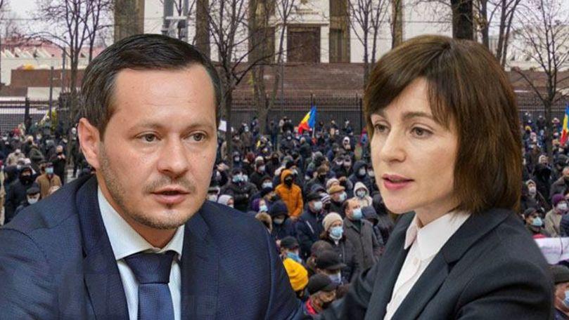 Codreanu o critică dur pe Sandu: Expuneți la riscuri nebune sute de oameni