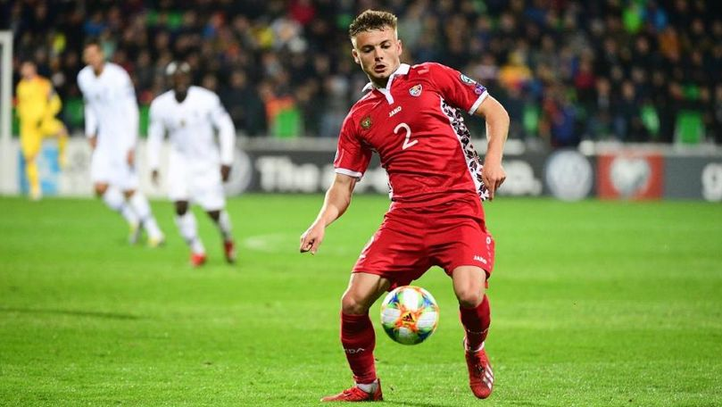 Cel mai bun fotbalist al Moldovei în 2020 a devenit campionul Greciei