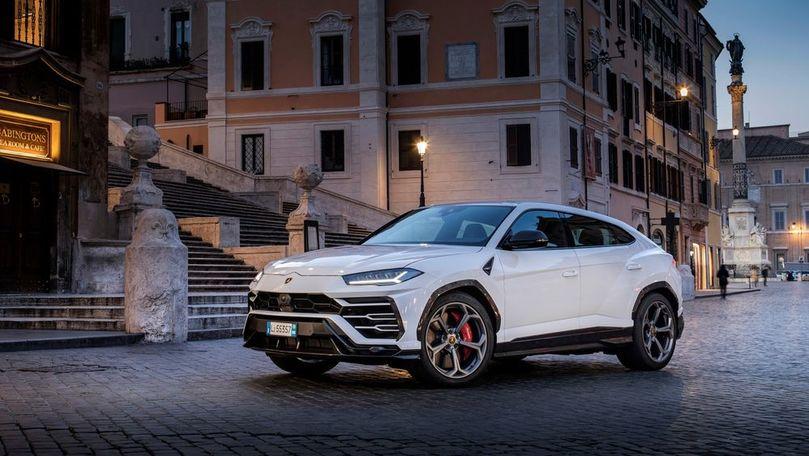 Lamborghini a încheiat 2020 cu aproape 7.000 de mașini livrate