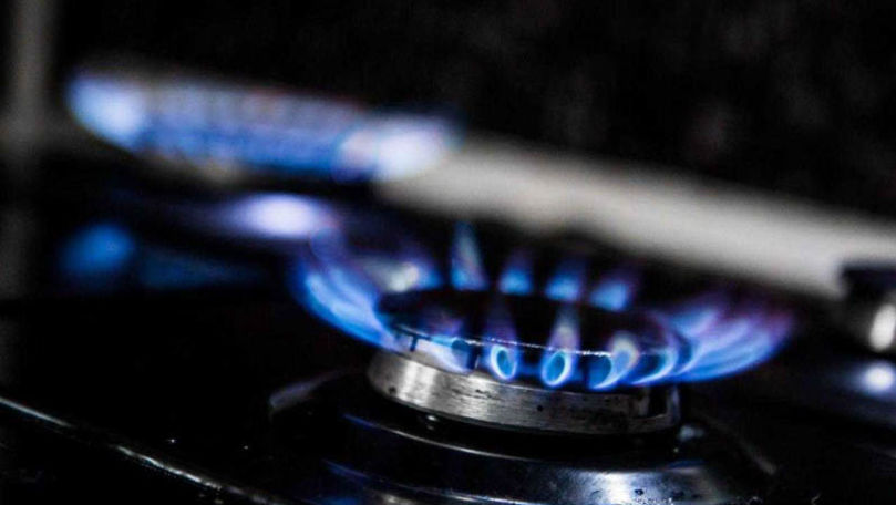 Volumul consumului de gaze naturale în luna august a sporit cu 7,4%