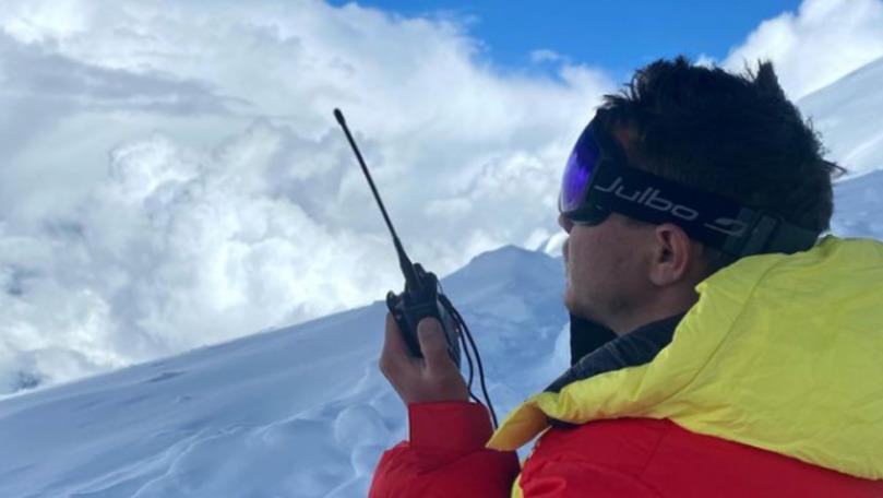 Rustam Nabiev, primul alpinist fără picioare care a escaladat Himalaya