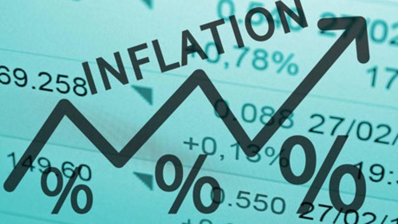 Cât a constituit rata inflației în Moldova la sfârșitul anului 2020