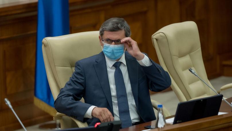 Igor Grosu, despre scumpirile la carburanți: Încercăm să găsim soluții